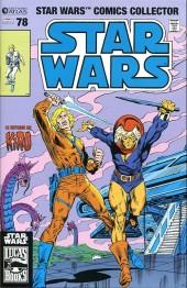Star Wars (Comics Collector) -78- L'esprit du banc/Tai