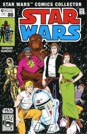 Star Wars (Comics Collector) -80- Mon Hiromi à moi/tous ensemble !