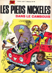 Les pieds Nickelés (3e série) (1946-1988) -60- Les Pieds Nickelés dans le cambouis