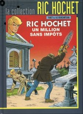Ric Hochet - La collection (Hachette) -56- Un million sans impôts