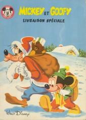 Votre série Mickey (2e série) - Albums Filmés ODEJ -24- Mickey et Goofy Livraison spéciale
