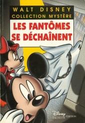 Les enquêtes de Mickey et Minnie -2- Les fantômes se déchaînent