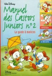 Manuel des Castors juniors (2e série) -2- Le guide à malice