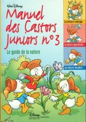 Manuel des Castors juniors (2e série) -3- Le guide de la nature