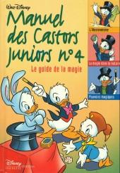 Manuel des Castors juniors (2e série) -4- Le guide de la magie