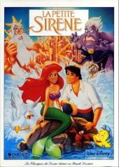 Les classiques du dessin animé en bande dessinée -1- La Petite Sirène