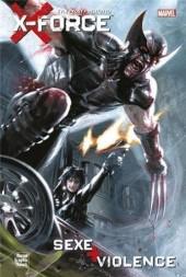 X-Force : Sexe + Violence -a- Sexe + violence