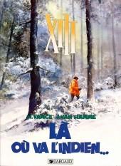 XIII -2a1988/02- Là où va l'indien...