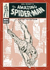 Amazing Spider-Man (The) (1963) -INT- Gil Kane's The Amazing Spider-Man Artist's Edition
