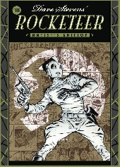 Rocketeer (The) (TPB) -INTa- Dave Stevens' The Rocketeer Artist's Edition