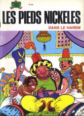 Les pieds Nickelés (3e série) (1946-1988) -86- Les Pieds Nickelés dans le harem
