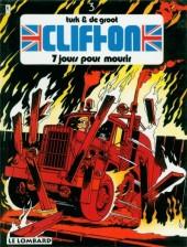 Clifton -3c- 7 jours pour mourir