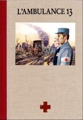 L'ambulance 13 -INT1TT- Croix de sang + Au nom des hommes