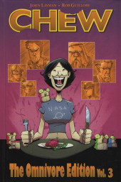 Chew (2009) -OMNI03- The Omnivore Edition Vol. 3