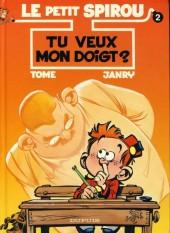 Le petit Spirou -2a1996- Tu veux mon doigt ?