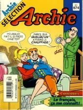 Archie Sélection -674- Mégareportage