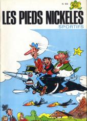 Les pieds Nickelés (3e série) (1946-1988) -100- Les Pieds Nickelés sportifs