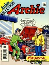 Archie Sélection -685- Faites que j'arrive à l'heure
