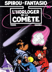 Spirou et Fantasio -36b93- L'horloger de la comète
