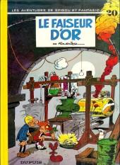 Spirou et Fantasio -20c1984- Le faiseur d'or