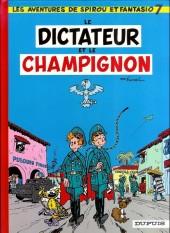 Spirou et Fantasio -7g93- Le dictateur et le champignon