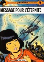 Yoko Tsuno -5FS- Message pour l'éternité