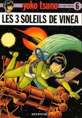 Yoko Tsuno -6FS- Les 3 soleils de Vinéa