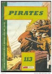 Pirates (Mon Journal) -113- Les partisans