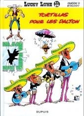 Lucky Luke -31d11- Tortillas pour les Dalton