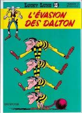 Lucky Luke -15c2006- L'évasion des Dalton