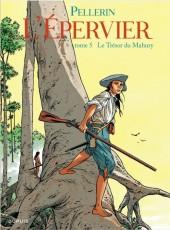 L'Épervier (Pellerin) -5e12- Le Trésor du Mahury