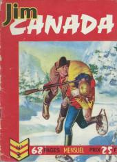 Jim Canada -3- Jim Canada et Loup féroce