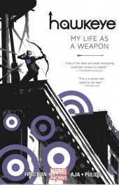 Hawkeye (2012) -INT01- My life as a weapon