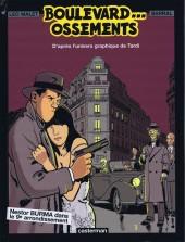 Nestor Burma -9- Boulevard... ossements