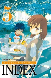 A Certain Magical Index -5- Tome 5