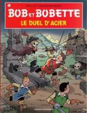Bob et Bobette -321- Le duel d'acier