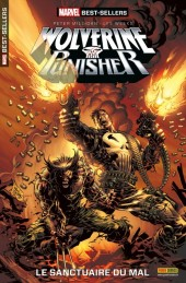 Marvel Best-sellers -1- Wolverine/Punisher : Le sanctuaire du mal