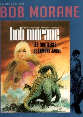 Bob Morane 11 (La collection - Altaya) -18- Les Sortilèges de l'Ombre Jaune