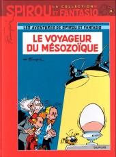 Spirou et Fantasio - La collection (Cobra) -10- Le voyageur du mésozoïque