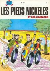 Les pieds Nickelés (3e série) (1946-1988) -119- Les Pieds Nickelés et les loubards
