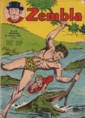 Zembla -219- Les sables brûlants