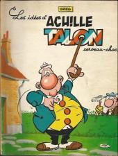 Achille Talon -1'- Les idées d'Achille Talon cerveau-choc !