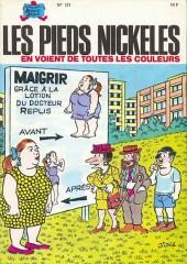 Les pieds Nickelés (3e série) (1946-1988) -121- Les Pieds Nickelés en voient de toutes les couleurs