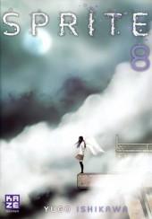 Sprite -8- Tome 8