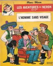 Néron et Cie (Les Aventures de) (Érasme) -38- l'homme sans visage