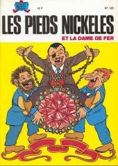 Les pieds Nickelés (3e série) (1946-1988) -125- Les Pieds Nickelés et la Dame de fer