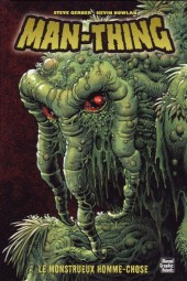 Man-Thing (Marvel Graphic Novels) - Le Monstrueux Homme-Chose