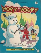 Moky et Poupy -9- ... et le bonhomme de neige