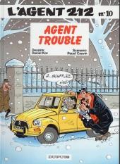 L'agent 212 -10a1992- Agent trouble