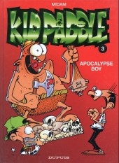 Kid Paddle -3a2000- Apocalypse boy